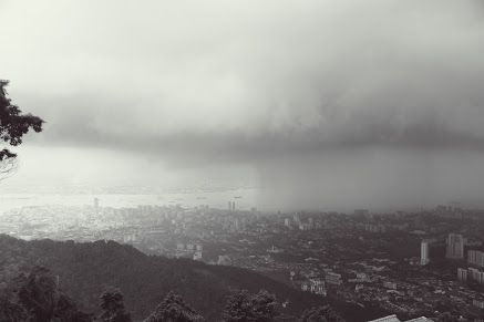 Penang City View, Malaysia