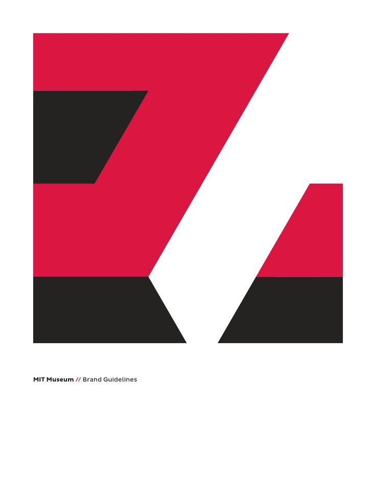 MIT Museum Brand Guidelines  Brand guidelines for a conceptual rebrand of the MIT Museum