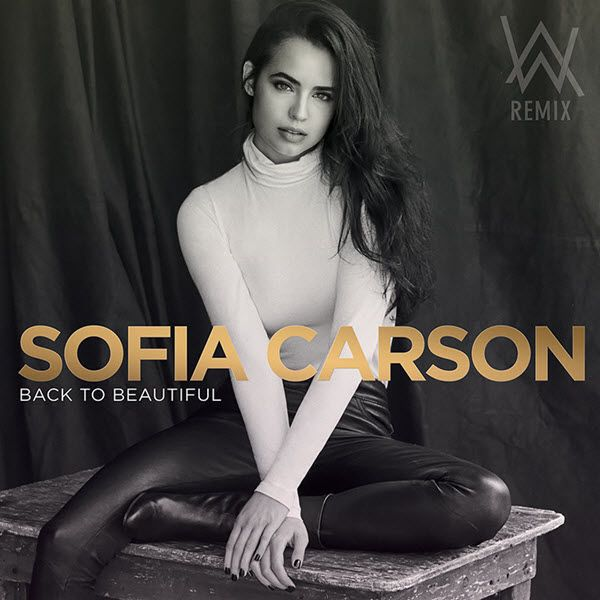 "On January 25, 2017, Hollywood Records/Republic Records recording artist Sofia Carson announced her new single. ""Back To Beautiful"" will be available th"