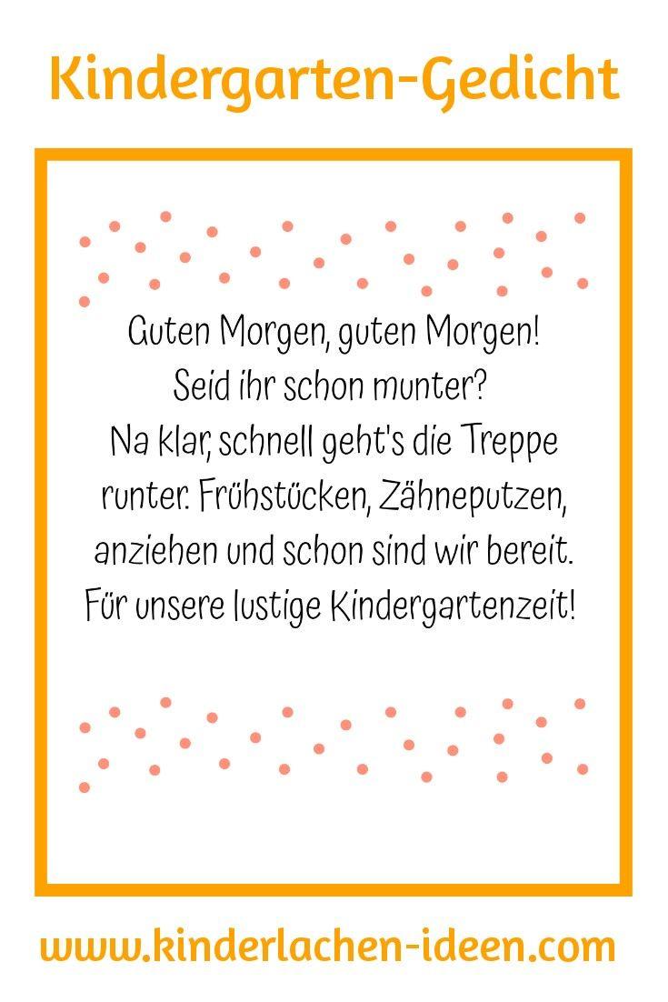 Pin auf Gedichte für Kinder   Kindergarten und KITA