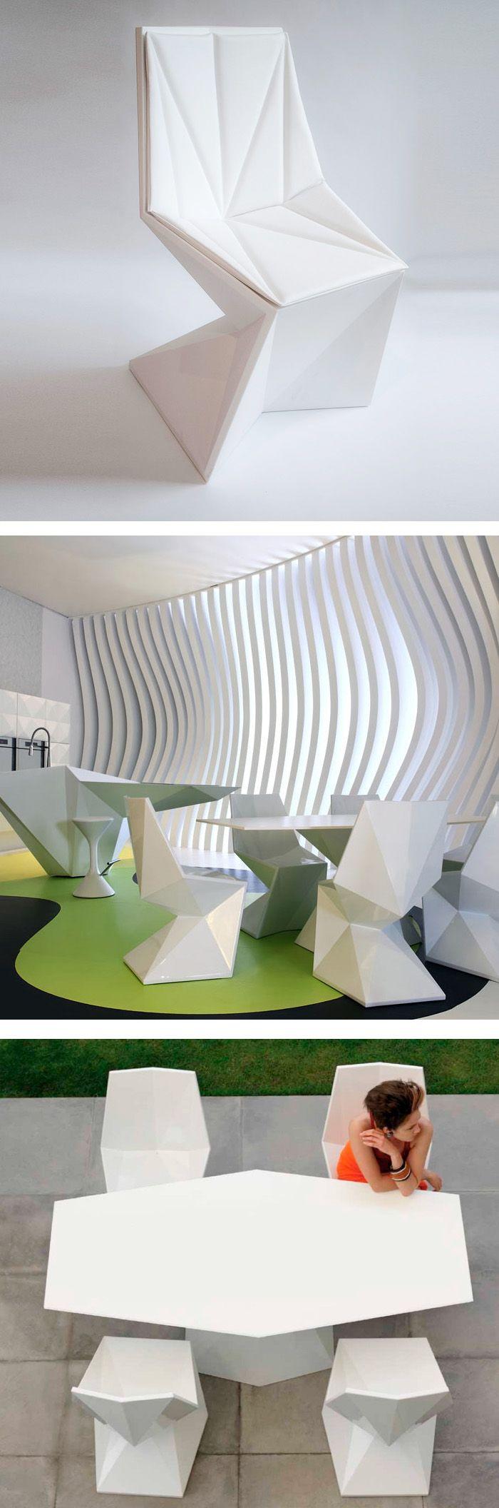 Vertex indoor/outdoor chair