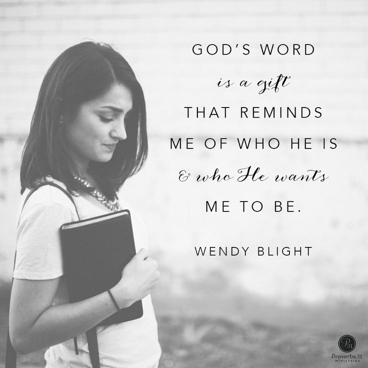 """""""Heavenly Father, fill me with the riches of Your Word. Give me a heart that loves and seeks after Your Truth. Guard my heart. Interrupt my thoughts. Renew my mind so that I can live ruled by Your love and Your Word, not by my emotions. In Jesus' Name, Amen."""" - Wendy Blight 