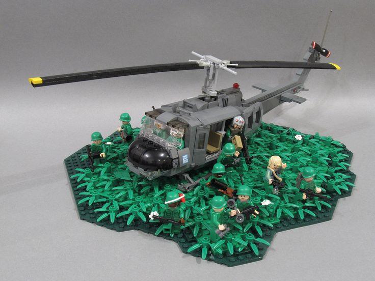 10   Iroquois, Lego military and Lego