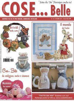Catalogo - Cose Belle by Maryline, riviste di ricamo e materiali per la tua creatività