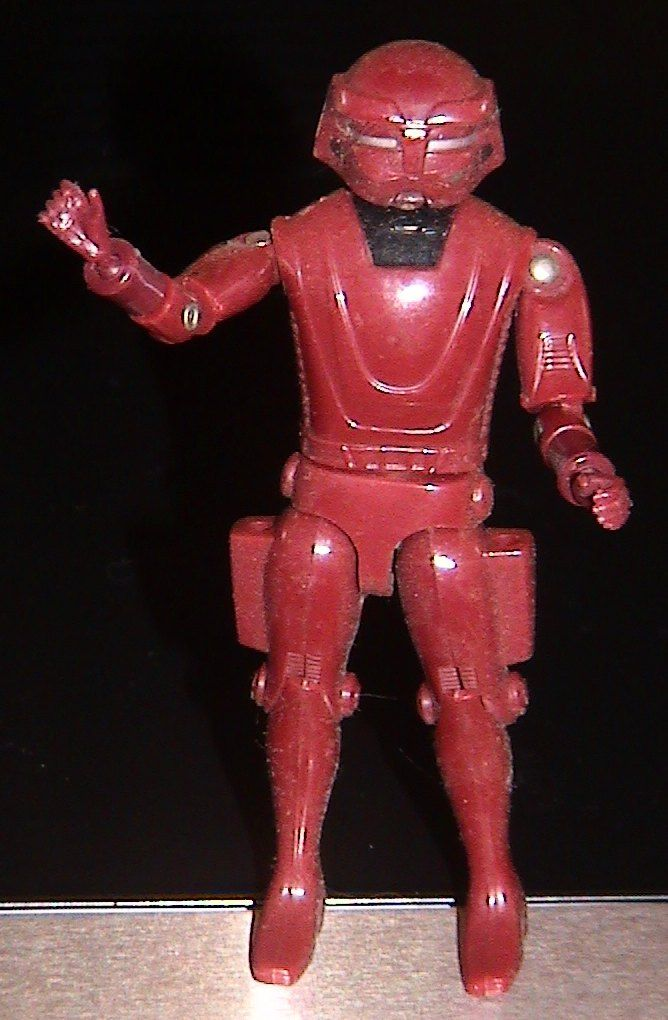 Sentry Robot 1:18 Scale Action Figure from Mego - The ...