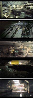 Discover this amazing and huge collection of Concept Art from Alien Isolation made by Bradley Wright.