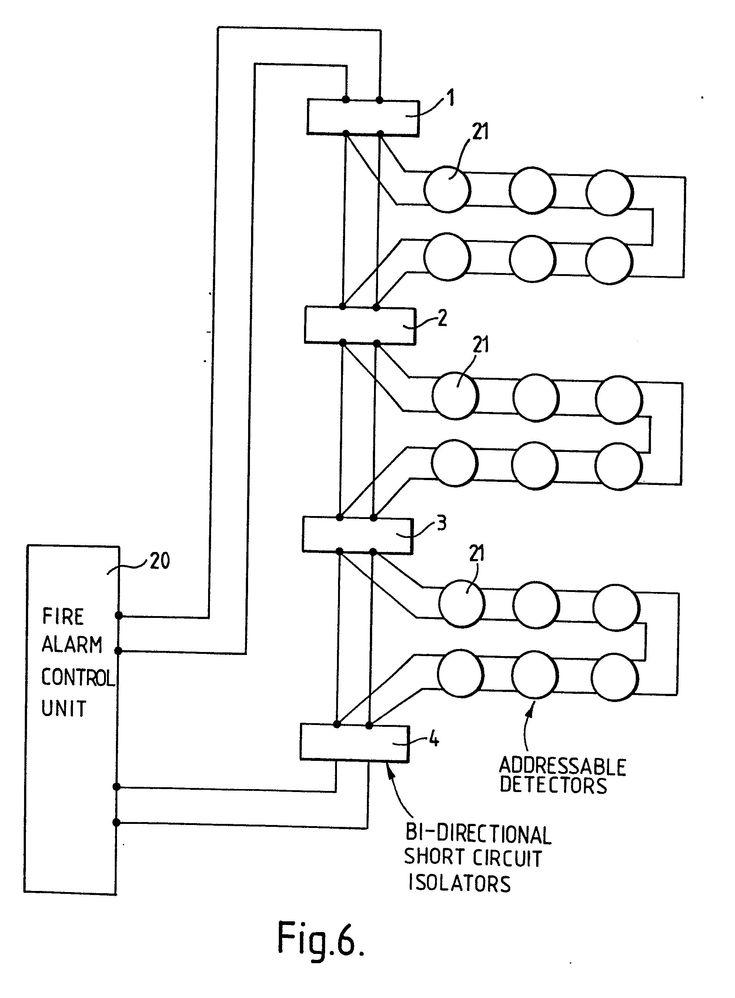 New Fire Alarm System Wiring Diagram Pdf