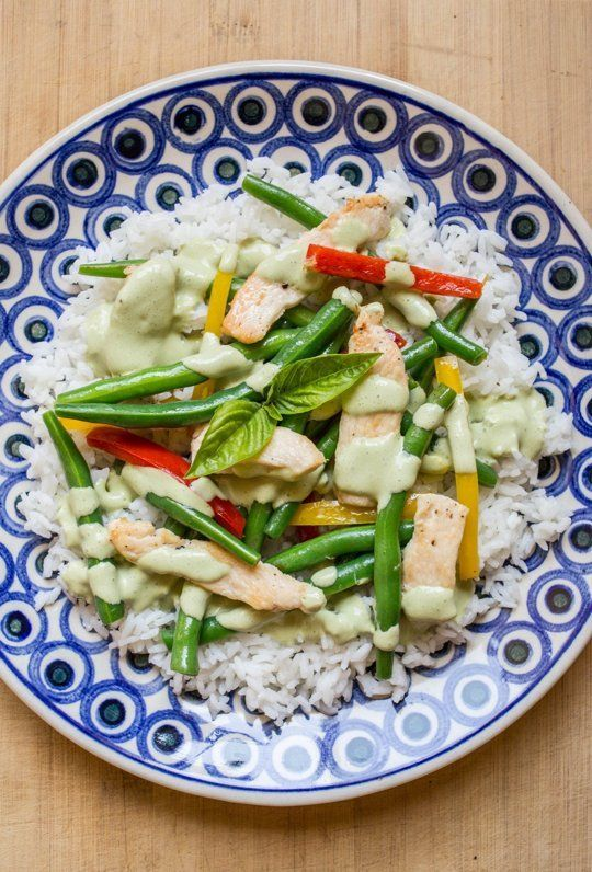 Recipe: Chicken and Green Bean Stir-Fry — Weeknight Dinner Recipes from The Kitchn   The Kitchn