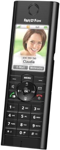 ->@Billig AVM FRITZ!Fon MT-F DECT-Komforttelefon für FRITZ!Box Farbdisplay, HD-Telefonie