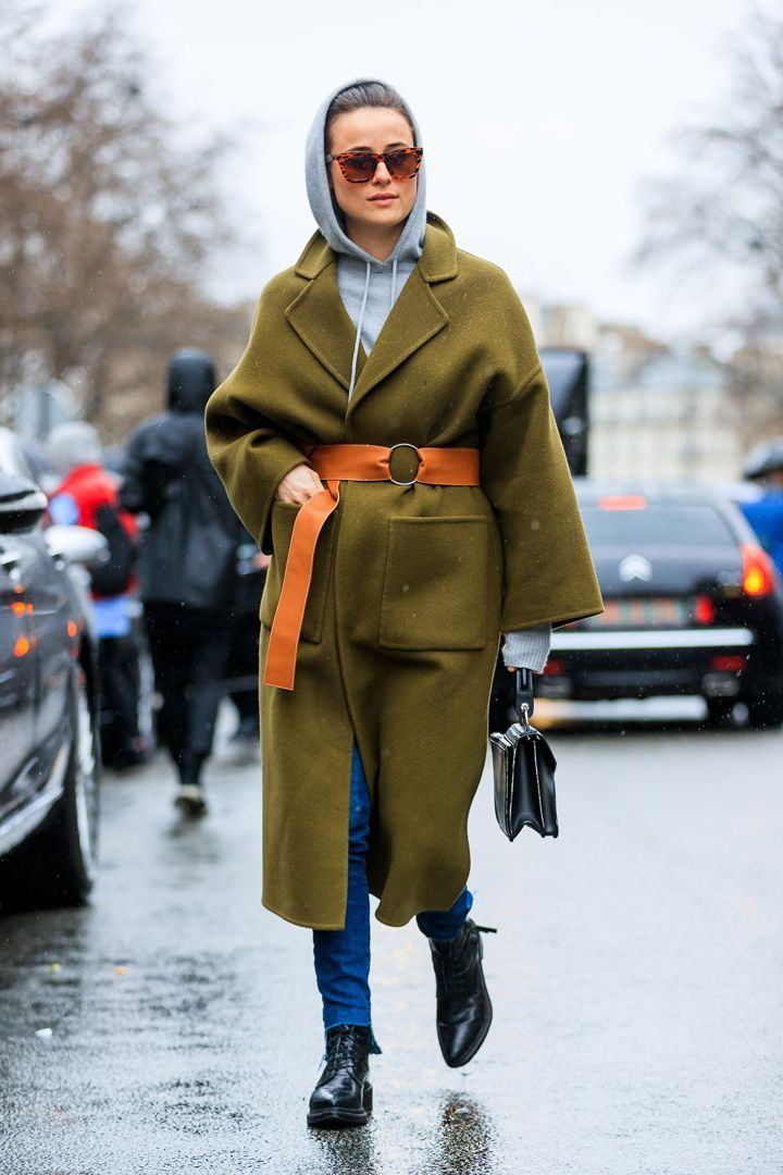 Street Style París Fashion Week 2017