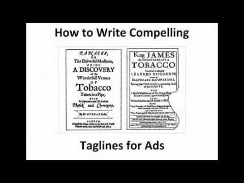 How to Write Compelling Ad Headlines with Power Words | Bruce J Nelson