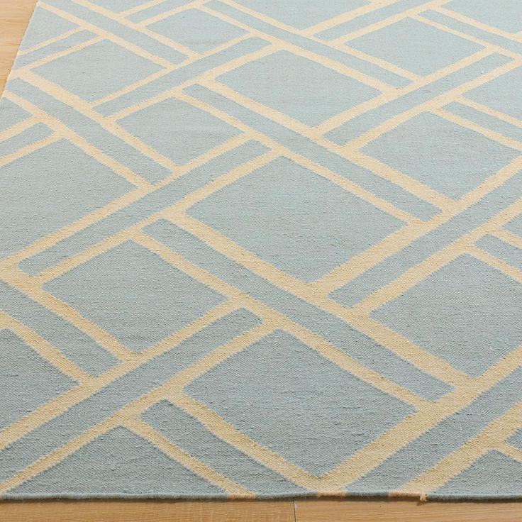 Royal Blue And White Trellis Rug: 332 Best Images About Blue And White Bedrooms On Pinterest