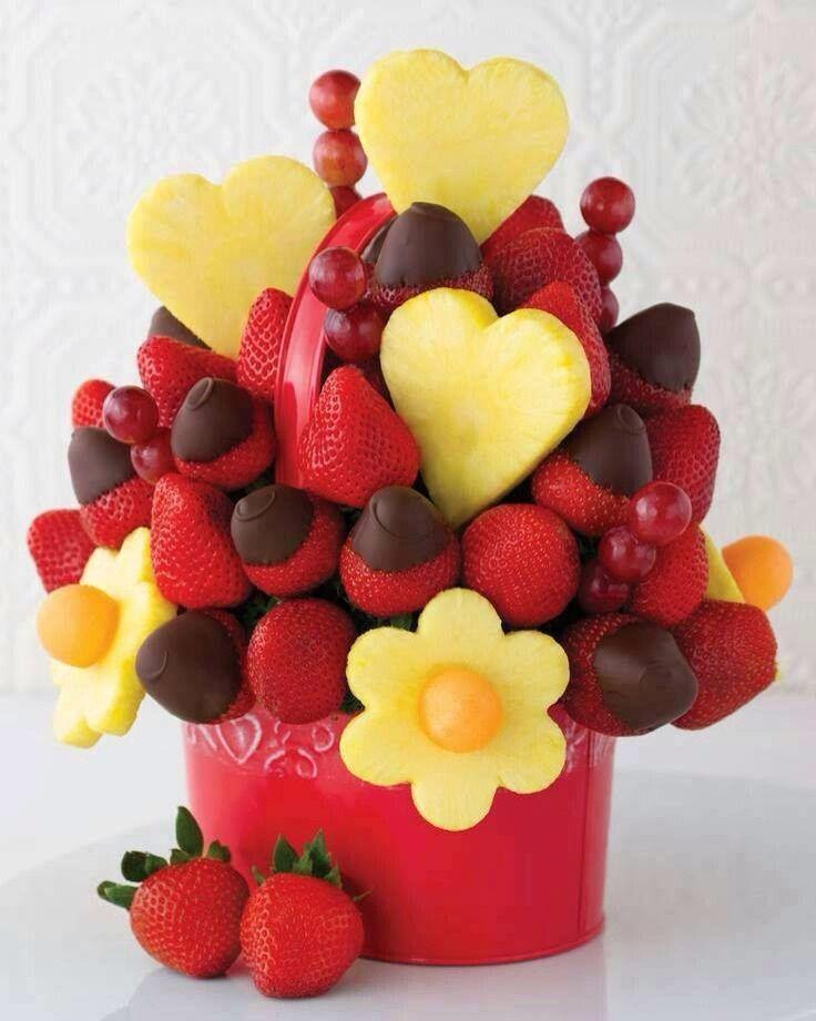 Bouquet di #frutta
