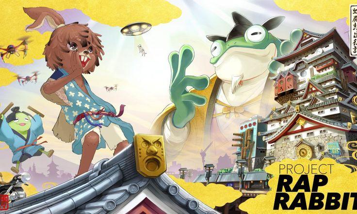 Project Rap Rabbit es el nuevo proyecto de los creadores de PaRappa The Rapper