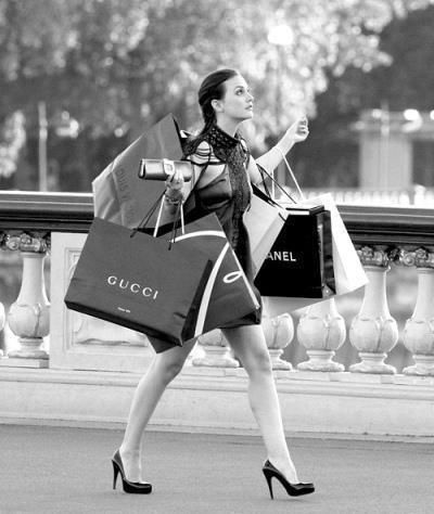 Who ever said money doesn't buy happines, I didn't know where to shop