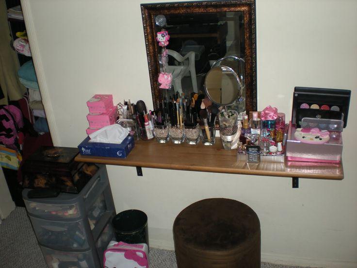 Vanity Idea 26 best vanity ideas images on pinterest | makeup vanities, home