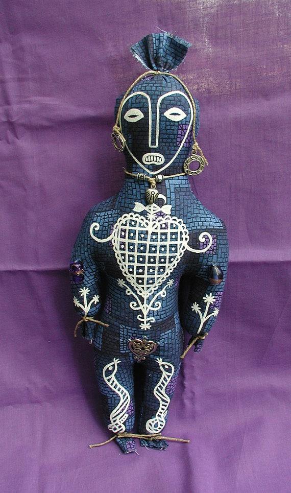 Erzulie Vodoo Doll