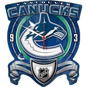 Vancouver Canucks CLOCK