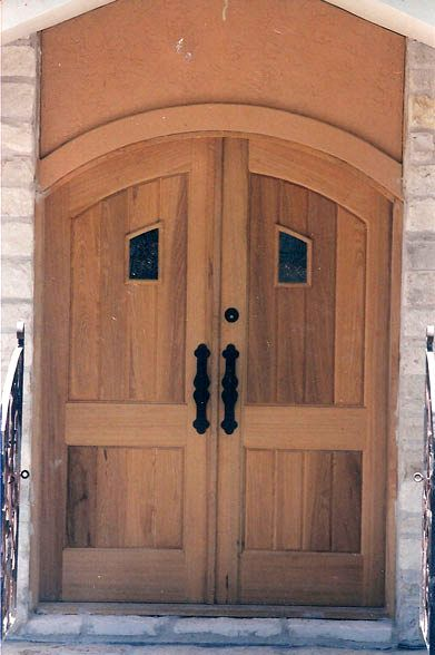 20 best images about large double doors on pinterest for Large wooden front doors