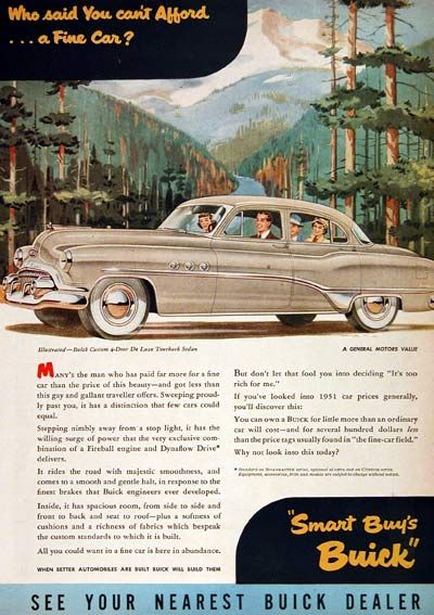 1000 images about the 39 big three 39 american automobiles for 1951 buick special 4 door