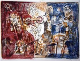 Im Atelier - Serge Brignoni