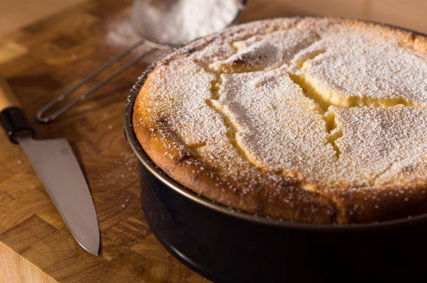 Gâteau à la poudre d'amandes... version française basique !