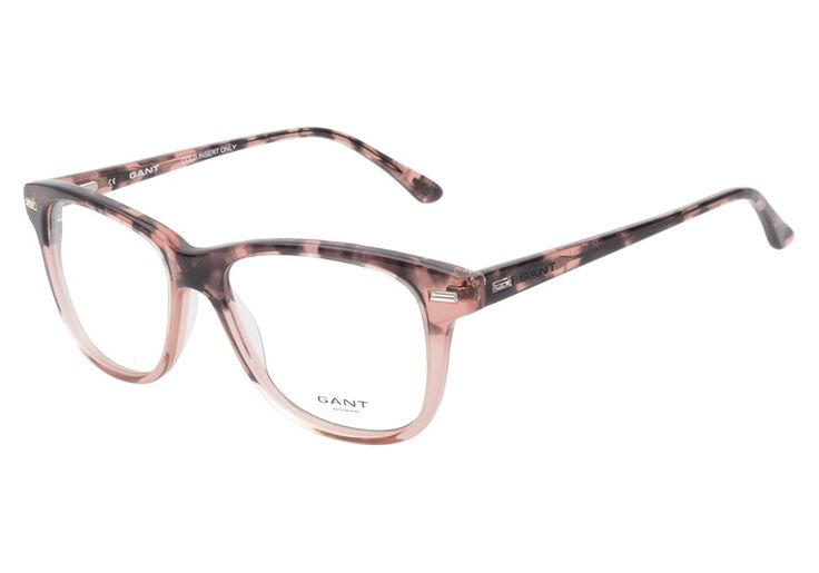 Morgan Rose Tortoise eyeglasses are playfully glamorous. This distinct style comes in a semi-transparent rose acetate finish with a hazy havana browline. These glasses are decorated with re from @CoastalDotCom