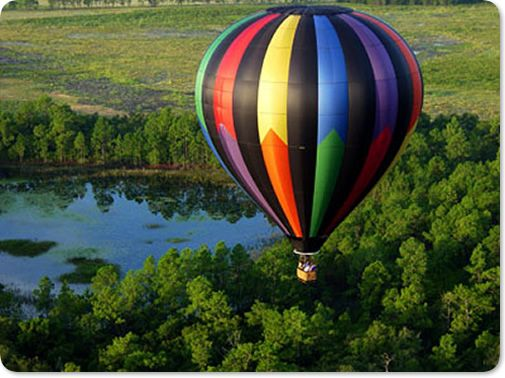 Hot air balloon ride - Bing Images