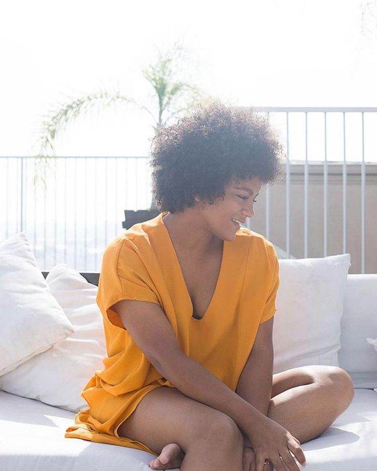 - The Tiny Closet (@thetinycloset) Afro hair. Kinky curly hair. Natural hair. Short Afro hair. Short curly hair.