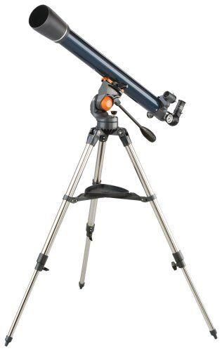 Celestron 21061 AstroMaster 70 AZ Refractor Telescope $109.95