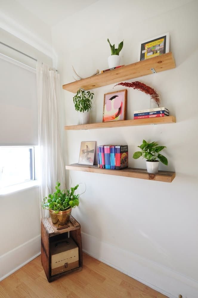 House Tour: An Art & Plant-Filled Toronto Rental   Apartment Therapy