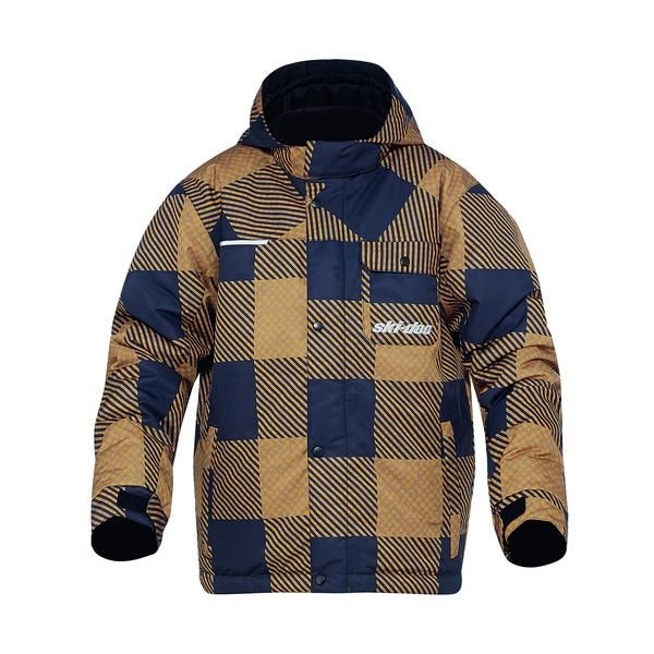 Manteau X-Team ski-doo junior