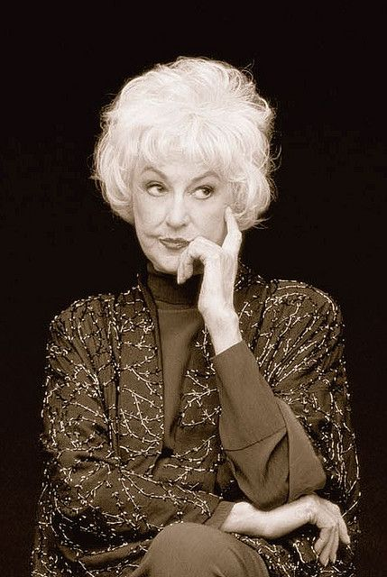 bea arthur. That's my golden girl if I were one