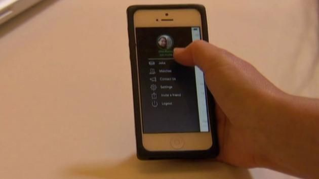 Company Creates The 'Tinder' Of Job Search Apps