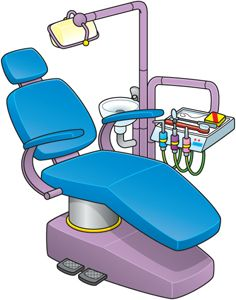 Chaise du dentiste