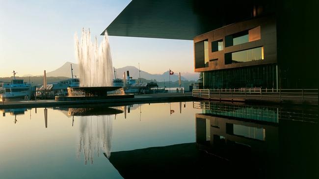 KKL Lucerne, by Jean Nouvel