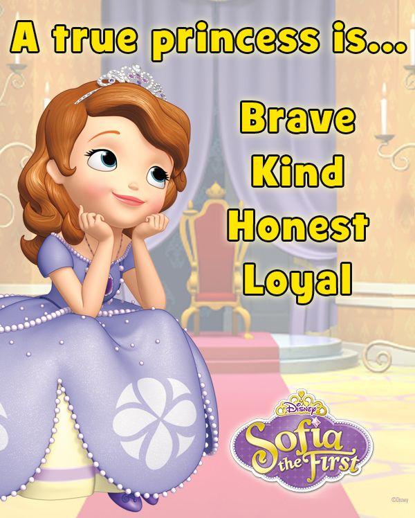Are you a true princess? www.macaronikid.com #sofiathefirstparty