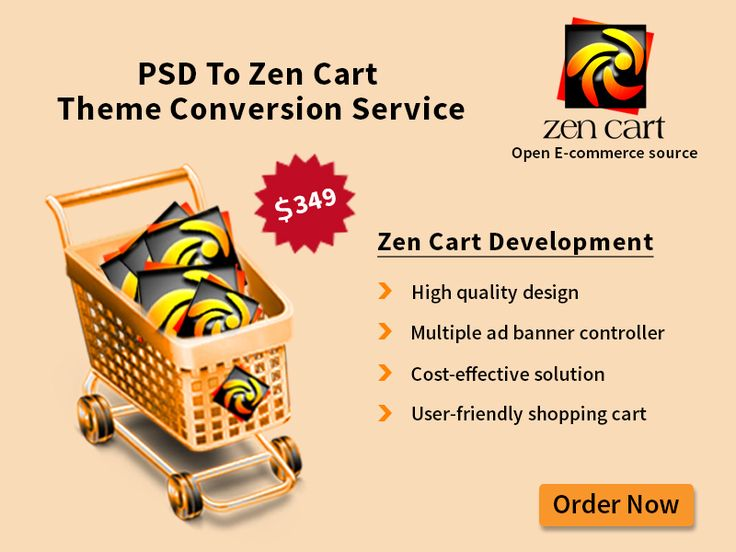 Zen Cart is one of the best #eCommerce solutions which have online shopping #cart architecture facility. It allows you to organize and manage online stores, websites and other eCommerce application with ease. Fast Conversion is artisan in this technology and offer services for #PSD TO Zen Cart integration at nominal prices. Our team of website designers and developers has the potential and experience to convert your PSD to #ZenCart format.