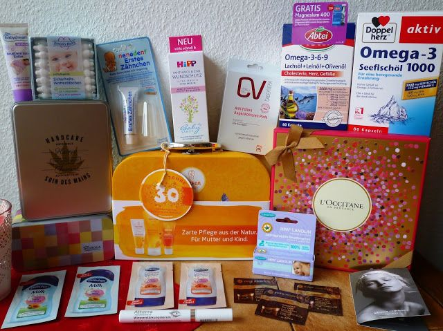 German Beauty Blog / Германский бьюти-блог: New in: понемножку оовсюду (L'OCCITANE, Weleda, Th...
