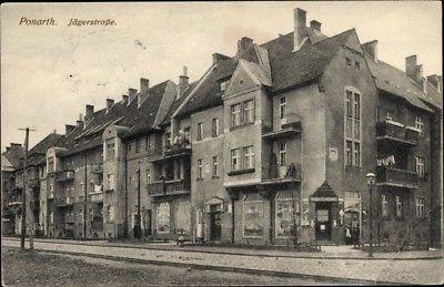 Ak Ponarth Kaliningrad Königsberg Ostpreußen, Jägerstraße,... - 10156327