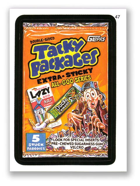 99 Best Images About Wacky Packages On Pinterest