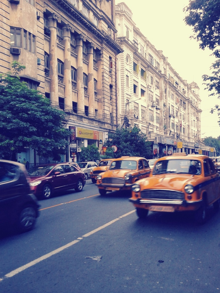 Park Street, Calcutta   I'll always remember this place