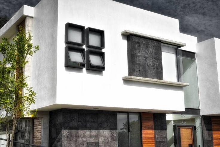 m s de 1000 ideas sobre fachadas casas minimalistas en