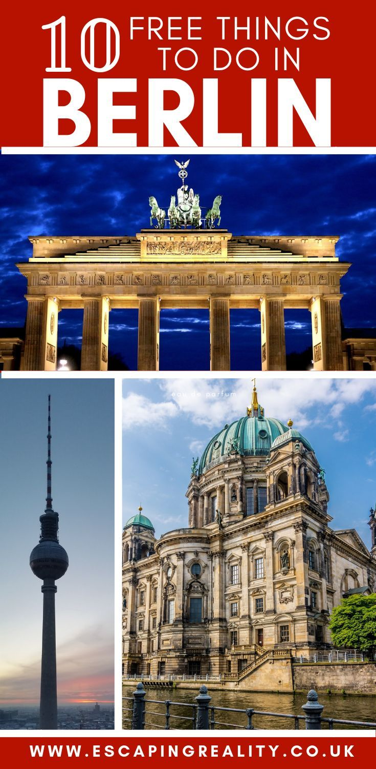 best things to do in berlin for free