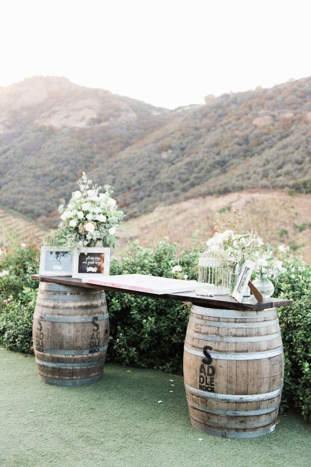Venue: Saddlerock Ranch | Coordination & Styling: Calila Productions | Catering: Contemporary Catering | Rentals: Premiere Party Rents | Photography: Jordan Galindo | Florals: The Crown Collective | Lighting & Entertainment: Hey Mister DJ | Paper Goods: Shanlenlo | Calligraphy: Custom Crafted Calligraphy