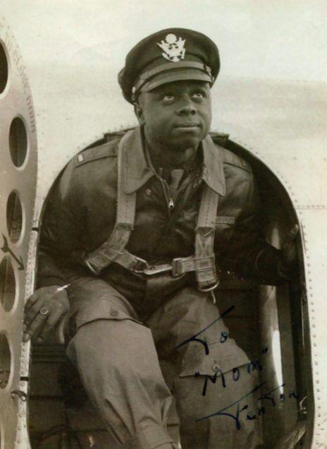 Tuskegee Airman Fenton Sands