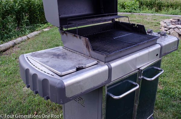 How To Clean A Stainless Steel Grill Clean Stainless Steel Grill