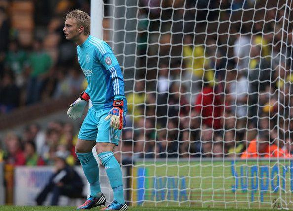 Jasper Cillessen - Norwich City v Ajax - Pre Season Friendly