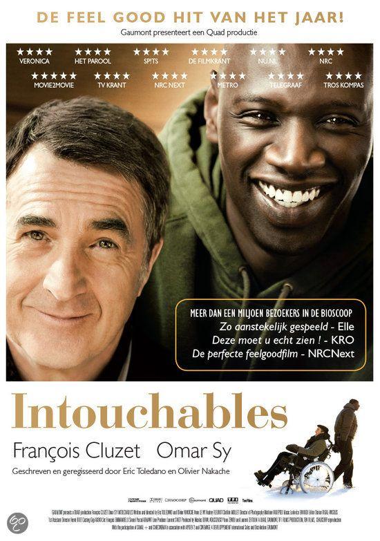 Intouchables - Echt leuk om te zien! Gelachen, maar ook ontroerend.