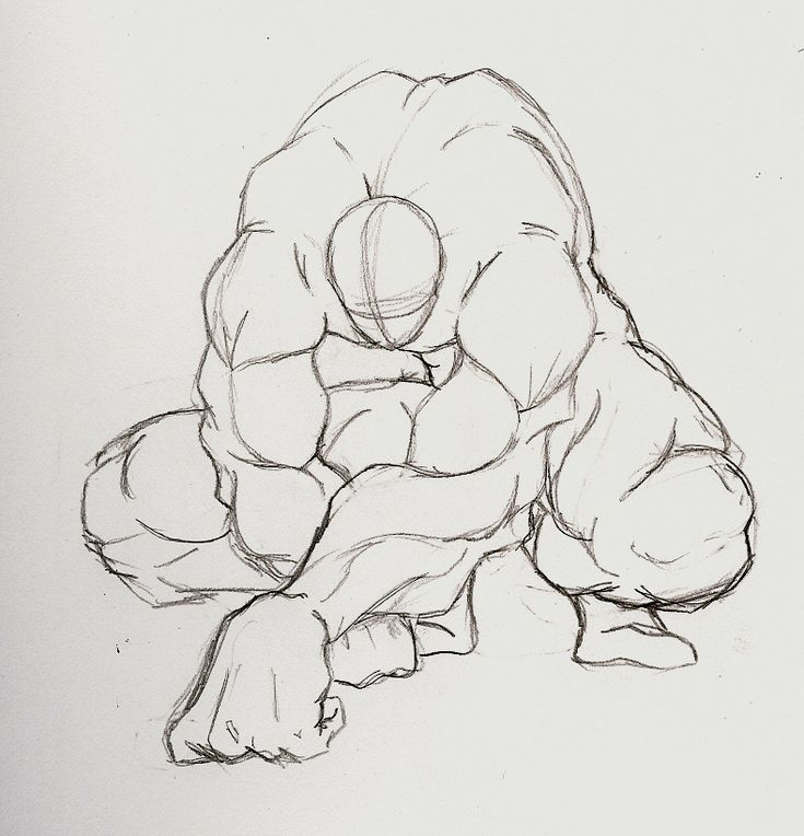 foreshortening anatomy study by Sachmoe64.deviantart.com on @deviantART